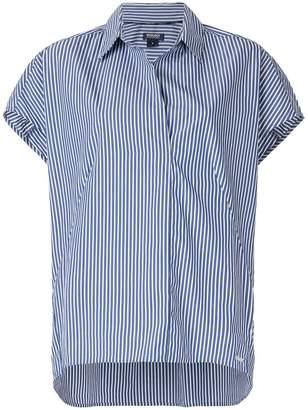 Woolrich shortsleeved striped shirt