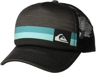 f7d15b1b at Amazon Canada · Quiksilver Men's Seasons Cap Trucker HAT