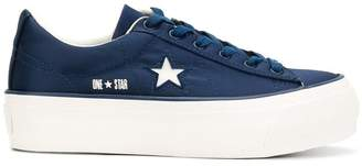 Converse platform OX sneakers