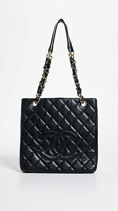 Chanel What Goes Around Comes Around PST Tote (Previously Owned)