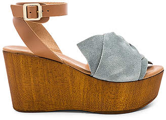 Seychelles Deep Breath Wedge