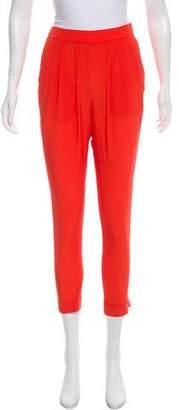 Mara Hoffman High-Rise Skinny Pants