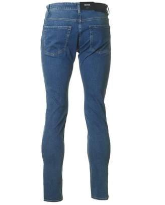 BOSS Delaware Slim Tapered Fit Jeans
