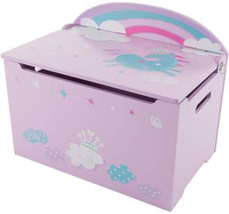 Equipment Trademark Toy Box & Storage Bench Seat For Kids