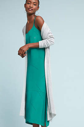 Anthropologie Veranda Maxi Cardigan