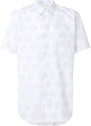 Comme des Garcons shortsleeved button shirt