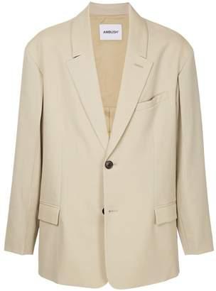 Ambush single breasted suit jacket