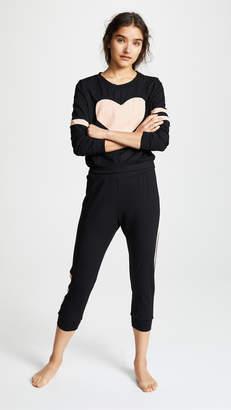 Only Hearts Love Story PJ Set