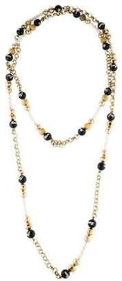 Dolce & Gabbana 'Love' Logo Bead Necklace
