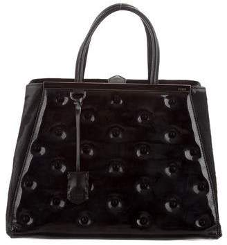 c9bd1b6d19 Pre-Owned at TheRealReal · Fendi Ponyhair-Trimmed Peekaboo Tote