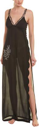 La Perla Silk-Blend Nightgown