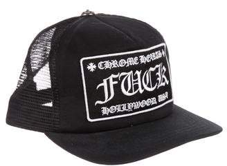 Chrome Hearts Hollywood Trucker Hat