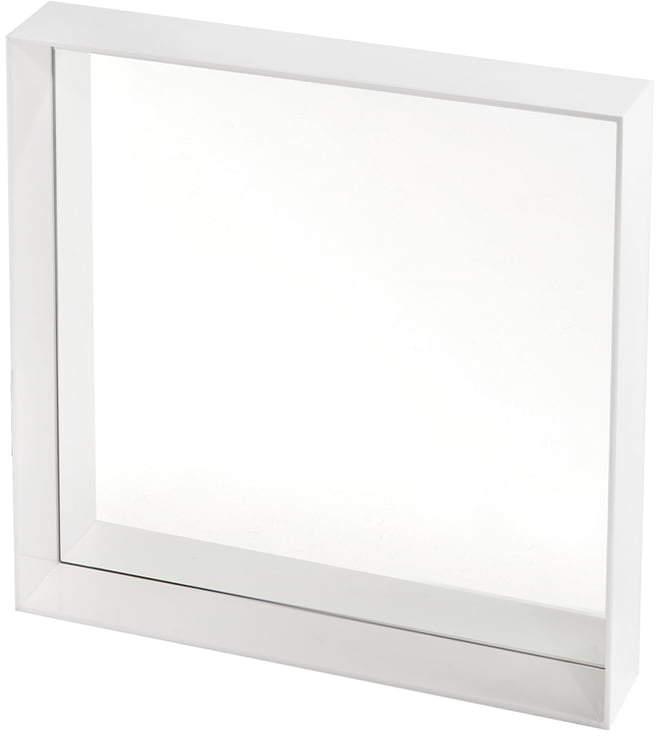Only Me Spiegel 50 x 50 cm, Weiß
