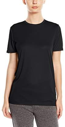 Stedman Apparel Women's Active T/ST80 Slim Fit Short Sleeve Sports T-Shirt,(Manufacturer Size:Medium)