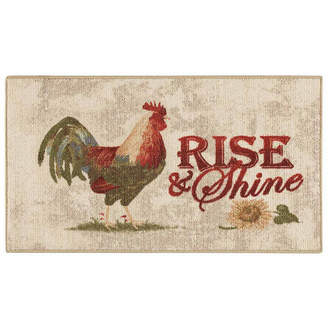 Brumlow Rooster - Rise and Shine Rectangular Rug