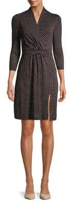 French Connection Caressa Meadow Jersey Shift Dress