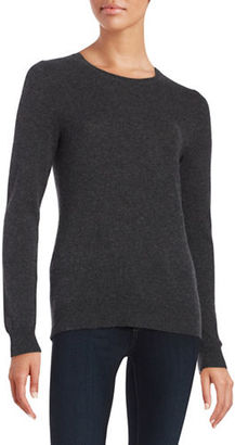 Lord & Taylor Cashmere Sweater $160 thestylecure.com