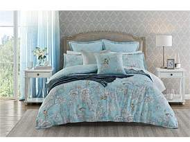 Sanderson Chiswick Grove Queen Bed Quilt Cover