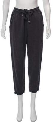 Current/Elliott High-Rise Cropped Pants