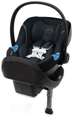 Cybex Aton M Sensorsafe Car Seat, Lavastone Black