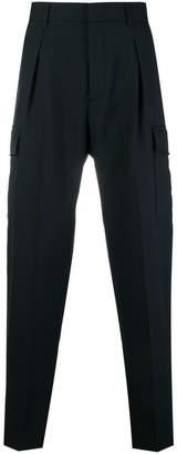 Stella McCartney cargo tailored trousers