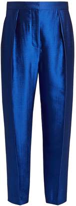 Roksanda Surikov high-rise peg-leg trousers