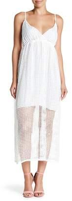 Couture Simply Crochet Surplice Dress