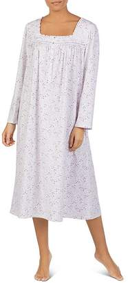 Eileen West Jersey Knit Long-Sleeved Ballet Nightgown