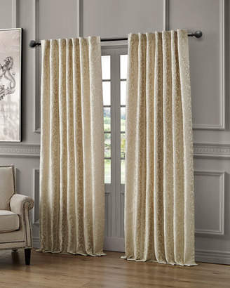 """Waterford Lawrence Back Tab Curtain Panel, 96"""""""