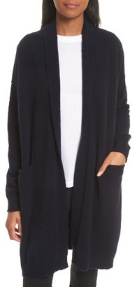 Women's Vince Long Cashmere Cardigan $495 thestylecure.com