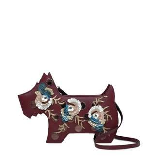 Radley Embellished Medium Zip-Top Shoulder Bag