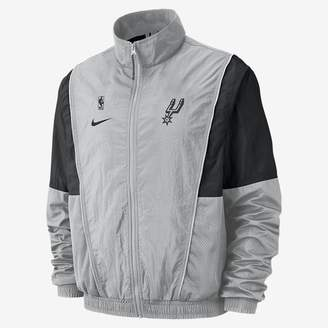 Nike San Antonio Spurs Men's NBA Tracksuit Jacket