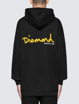 Diamond Supply Co. OG Script Hoodie