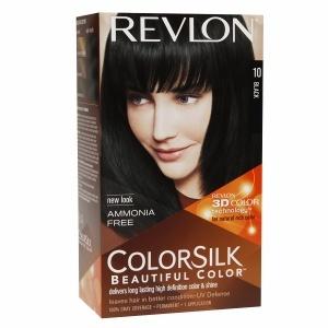 Revlon Colorsilk Beautiful Color, Black 10