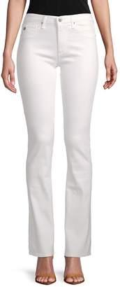 AG Adriano Goldschmied Women's Jodi High-Rise Straight Jeans