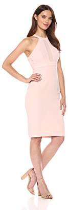 BCBGeneration Women's Chiffon Contrast Dress
