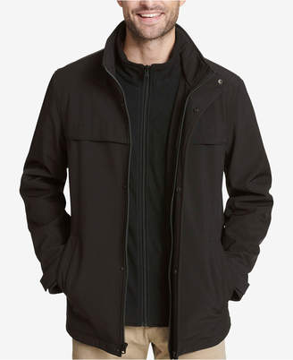 Dockers Men Soft Shell Car Coat