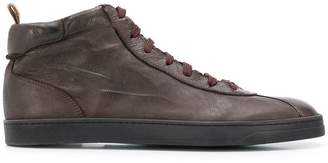 Officine Creative Karma hi-top sneakers