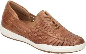 Comfortiva Leather Slip On Sneakers - Layla