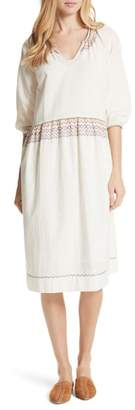 The Great The Siesta Embroidered Dress