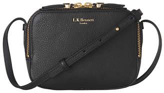 LK Bennett L.K.Bennett Maggie Small Leather Cross Body Bag