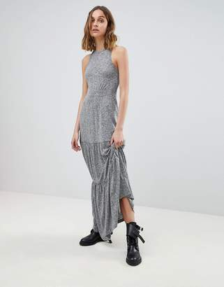 AllSaints Maxi Dress in Melange