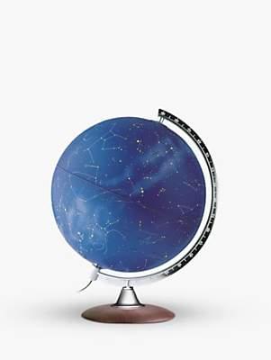 Linea Bex Stellare Illuminated Globe, 30cm