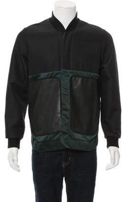 Tim Coppens Nylon Bomber Jacket