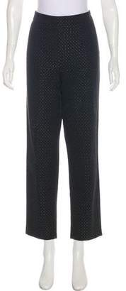 Etro High-Rise Patterned Pants