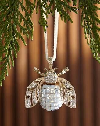 Joanna Buchanan Sparkle Bee Hanging Christmas Ornament