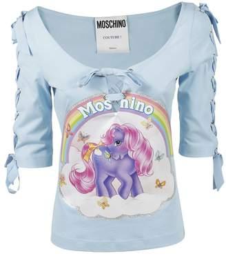Moschino My Little Pony Top