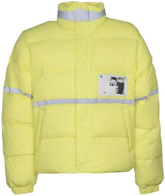 Misbhv Logo Patch Padded Jacket