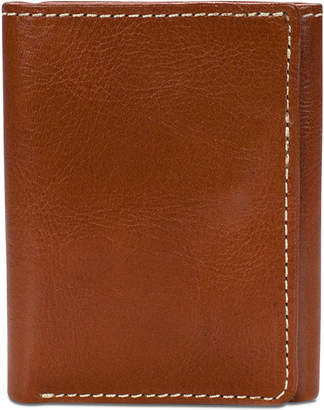 Patricia Nash Men's Leather Trifold Wallet