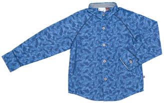 Hudson FORE!! AXEL & Fore Axel & Paisley Raglan Shirt